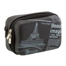 Riva Case 7051 pouzdro pro videokamery a ultrazoomy, černé Newspaper