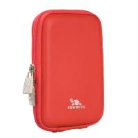 Riva Case 7062 pouzdro na fotoaparát, červené
