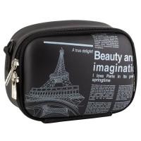 Riva Case 7081 pouzdro pro videokamery a ultrazoomy, černé Newspaper