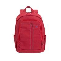 """Riva Case 7560 batoh na notebook 15,6"""", červený"""
