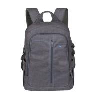 """Riva Case 7560 batoh na notebook 15,6"""", šedý"""