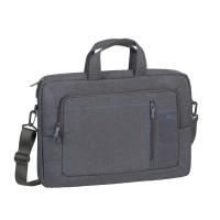 """Riva Case 7590 konvertibilní batoh/brašna na notebook 16"""", šedý"""