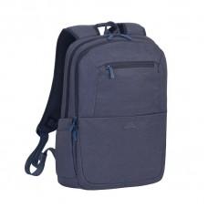 "Riva Case 7760 batoh na notebook 15.6"", modrý"