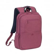 """Riva Case 7760 batoh na notebook 15.6"""", červený"""