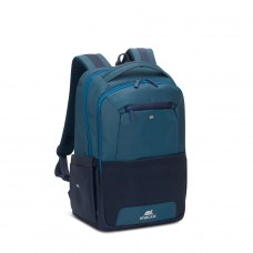 "Riva Case 7767 batoh na notebook 15.6"", modrý"