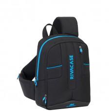 """Riva Case 7870 speciální batoh na dron a laptop 13.3"""" medium, černý"""