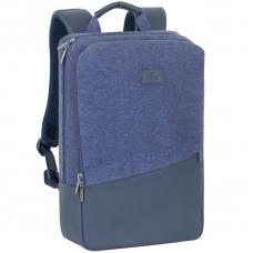 "Riva Case 7960 batoh pro MacBook Pro a Ultrabook 15.6"", modrý"
