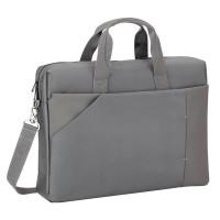 """Riva Case 8150 taška na notebook 17"""", tmavě šedá"""