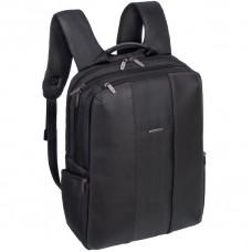 """Riva Case 8165 business batoh na notebook 15.6"""", černý"""