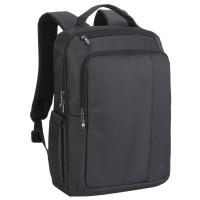 """Riva Case 8262 batoh na notebook 15.6"""", černý"""