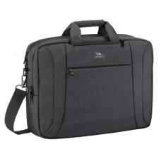 """Riva Case 8290 taška / batoh na notebook 16"""", černá charcoal"""