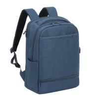 """Riva Case 8365 carry-on cestovní batoh na notebook 17.3"""", modrá"""