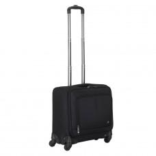 Riva Case 8481 cestovní kufr na kolečkách 20l, černý