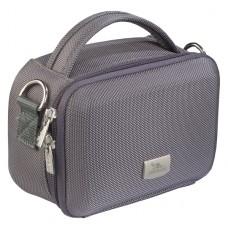 Riva Case 97139 pouzdro pro videokamery, šedé charcoal