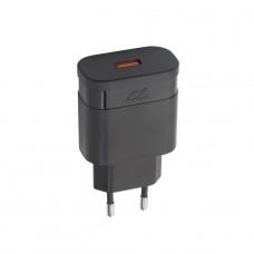 Riva Power 4110 B00 síťová nabíječka 18W QC 3.0/ 1 USB, černá
