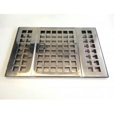Odkapová miska nerez 220 x 145mm pro výčepní zařízení Sinop