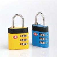 Cestovní zámek na zavazadla TSA s kombinací (35mm) TB037