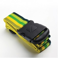 Cestovní popruh na zavazadla pro snadnou identifikaci, 3,75x200cm TB041