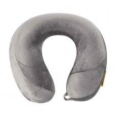 Travel Blue ergonomicky tvarovaný krční polštářek z paměťové pěny, šedý TBU211G