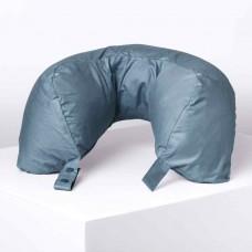 Travel Blue luxusní cestovní krční polštářek pro maximální komfort, ochranný vak TBU215