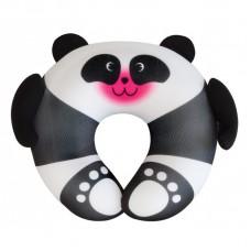 Cestovní krční polštářek Panda TBU-236