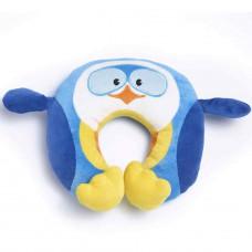 Travel Blue dětský cestovní krční polštářek a hračka - Tučňák Puffy TBU281