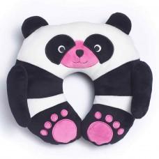 Travel Blue dětský cestovní krční polštářek a hračka - Panda ChiChi TBU284