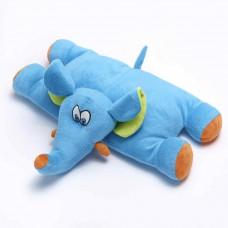 Travel Blue dětský cestovní polštářek a hračka - Slůně Trunky TBU289