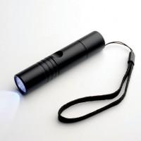 Cestovní hliníková LED svítilna 1xAAA, TBU592