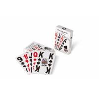 Kanastové hrací karty s extra velkými symboly Vitility 70410060