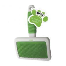 Wahl 858456-016 rozčesávací velký kartáč pro odstranění vypadlých psích chlupů a rozčesání srsti
