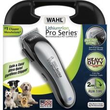 Bezdrátový zastřihovač pro zvířata WAHL 9766-016 LITHIUM ION PRO SERIES