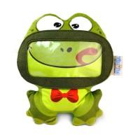 Wise Pet 900203 hračka a obal na smartphone Frog