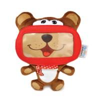 Wise Pet 900204 hračka a obal na smartphone Bear
