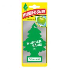 Vonný stromeček do auta Wunder-Baum aroma Zelené jablko