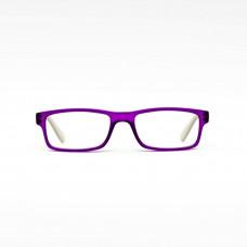 Z-ZOOM herní brýle +3.0 redukující digitální záření, barva matná purpurová